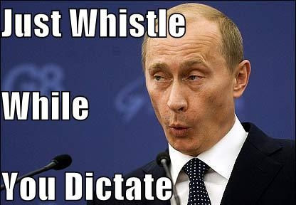 Just Whistle While You Dictate