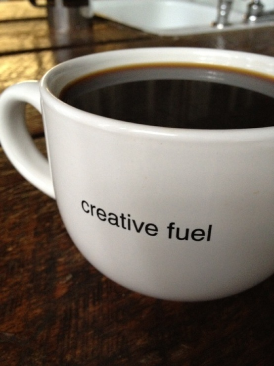 Coffee: Creative Fuel