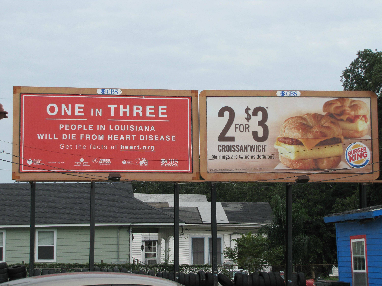 Ironic Billboard