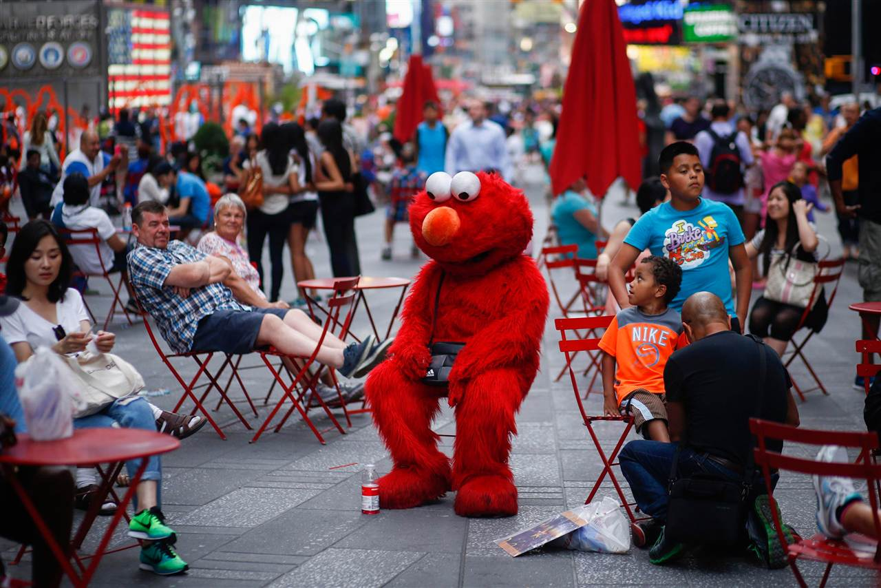 Elmo-ments, we all have them.