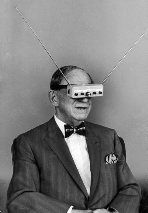 Old School Google Glasses