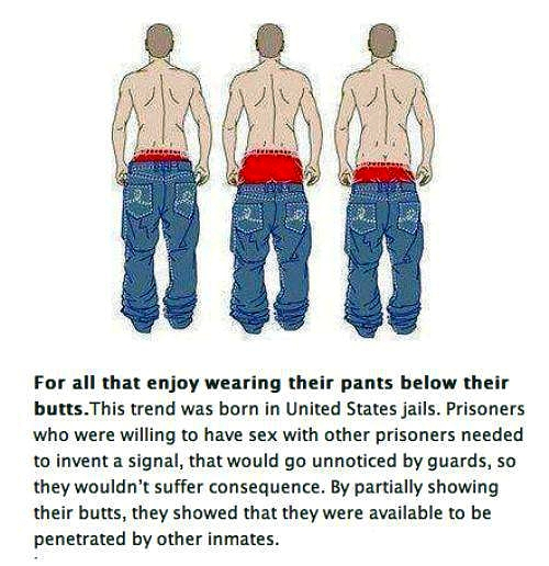 sagging pants 1