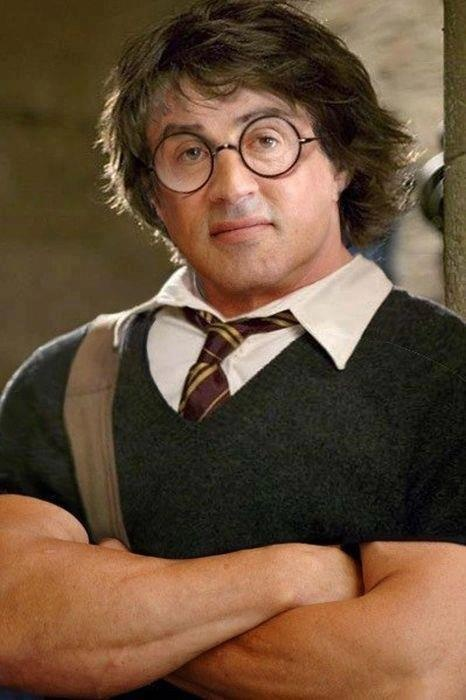 Harry Balboa Rocky Potter ... that is all.