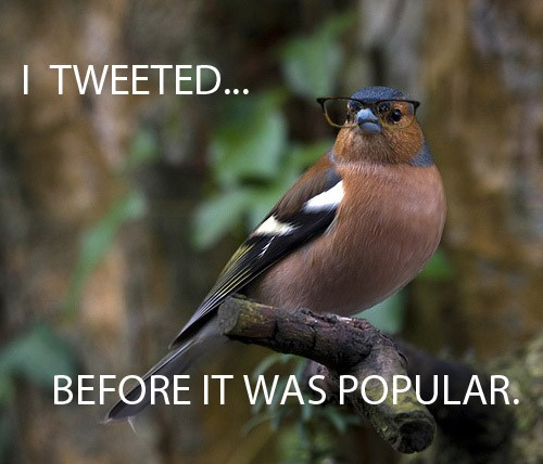 The original tweeter ...