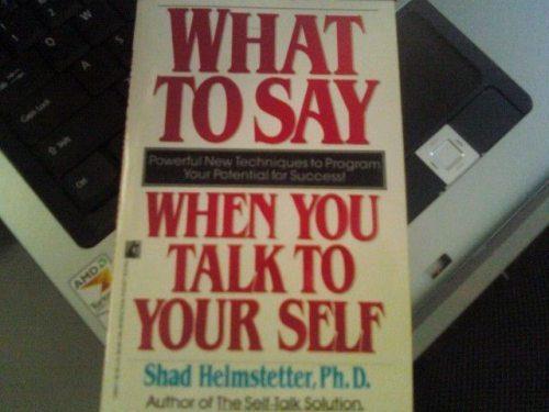 Self-Help: