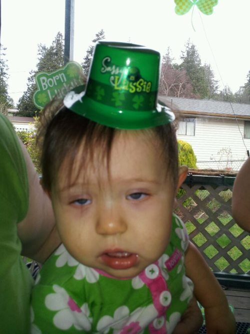 Friends Don't Let Friends' Babies Drink, Celebrate St. Patrick's Day Responsibly