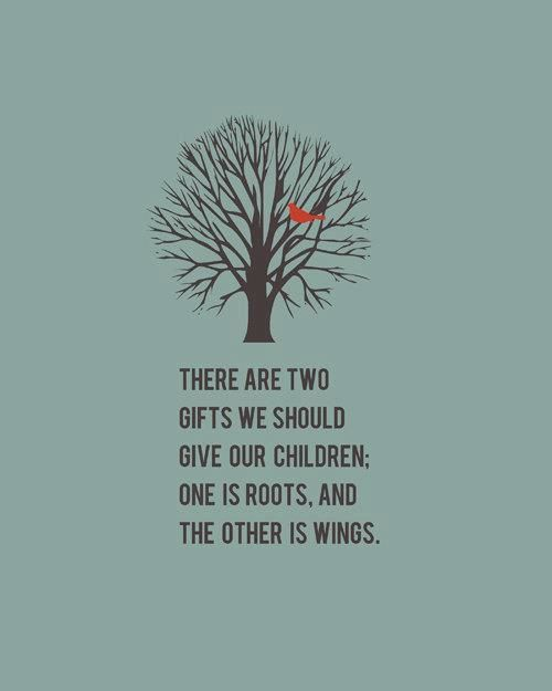 Two Gifts To Give Our Children