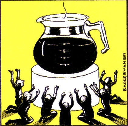 All Hail Coffee!