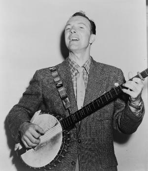 Pete Seeger 1955